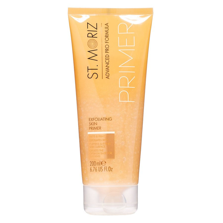 St. Moriz Advanced Pro Formula Exfoliating Skin Primer (200 ml)