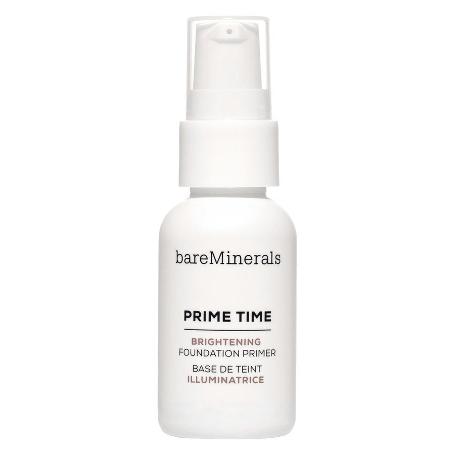 BareMinerals Prime Time Brightening Foundation Primer (30 ml)