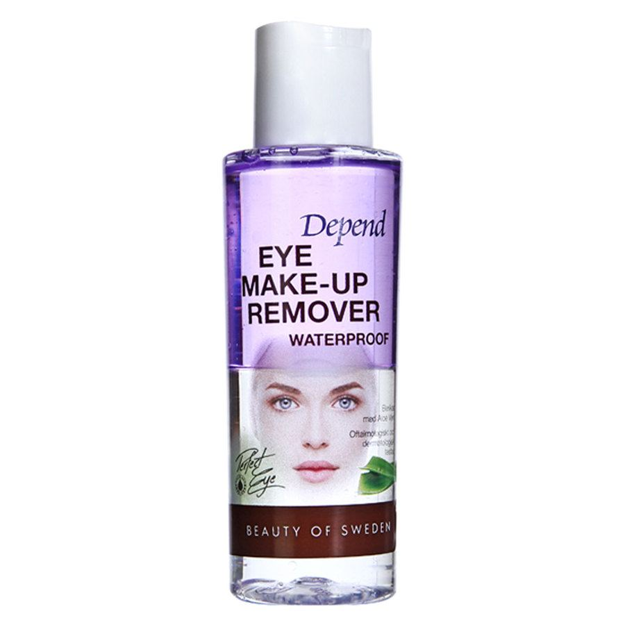 Depend Eye Makeup Remover Waterproof (100 ml)