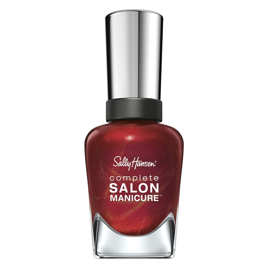 Sally Hansen Complete Salon Manicure, #451 Wine One One (14,7 ml)