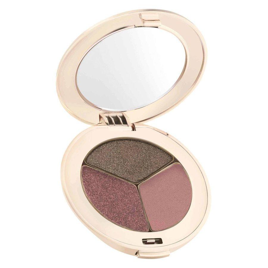 Jane Iredale PurePressed Triple Eye Shadow, Soft Kiss 2,8 g