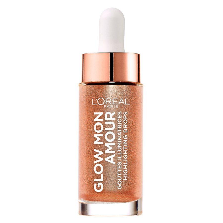 L'Oréal Paris Glow Mon Amour Drops, Coral Glow (15 ml)