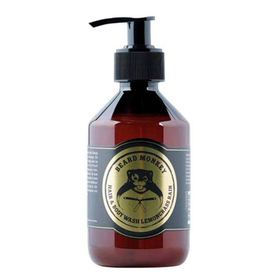 Beard Monkey Hair Conditioner, Lemongrass Rain (250 ml)