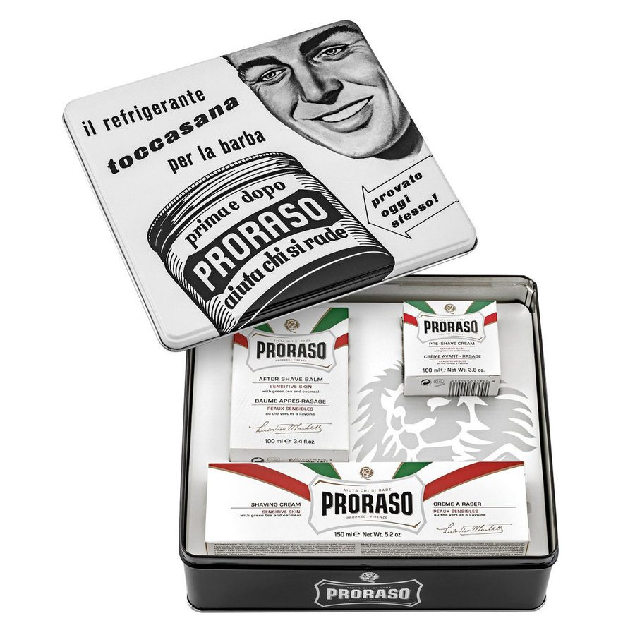 Proraso Toccasana Gift Set No Tea And Oatmeal