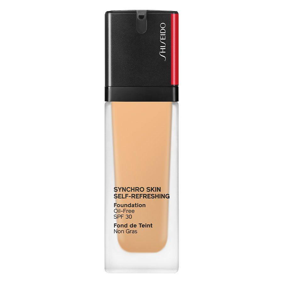 Shiseido Synchro Skin Self Refreshing Foundation, #350 Maple (30 ml)