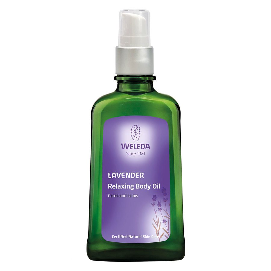Weleda Lavender Relaxing Oil (100 ml)