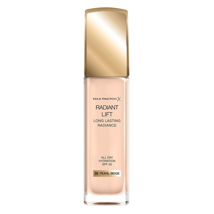 Max Factor Radiant Lift Foundation SPF30, # 035 Pearl Beige 30ml