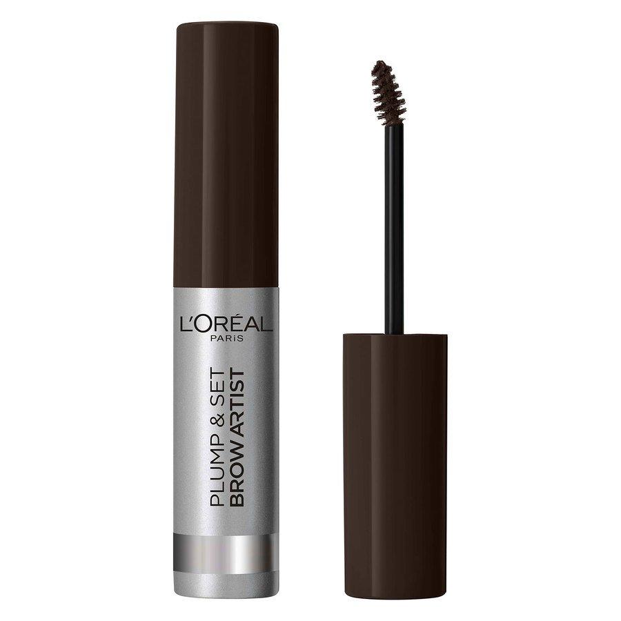 L'Oréal Paris Brow Artist Plump & Set, 108 Dark Brunette (5 ml)