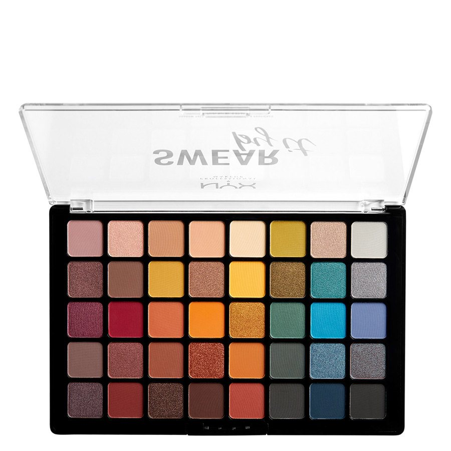 NYX Professional Makeup Swear By It Shadow Palette