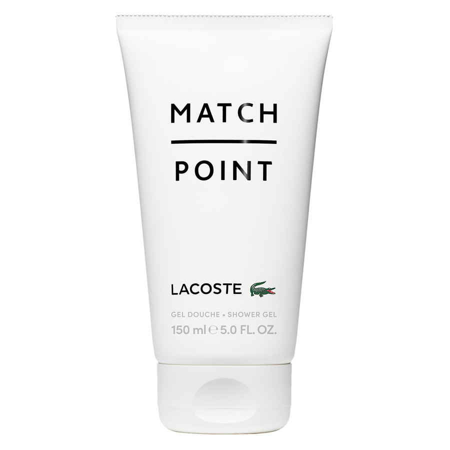 Lacoste Match Point Shower Gel (150 ml)
