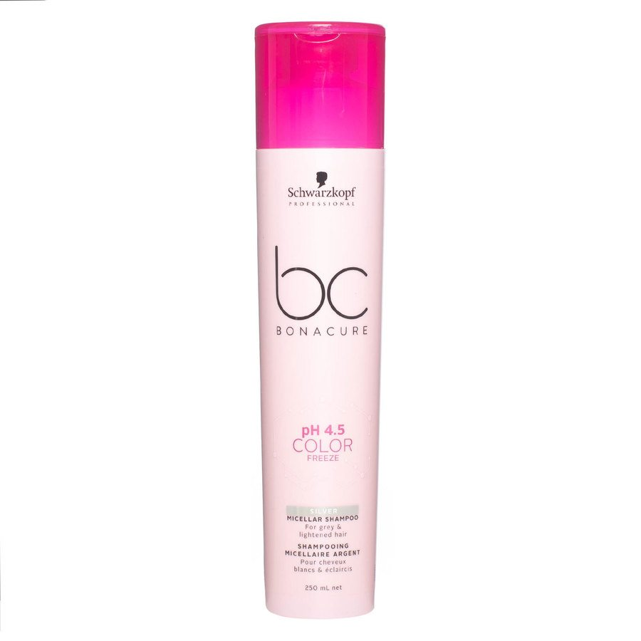 Schwarzkopf BC Bonacure Color Freeze Shampoo Silver (250 ml)