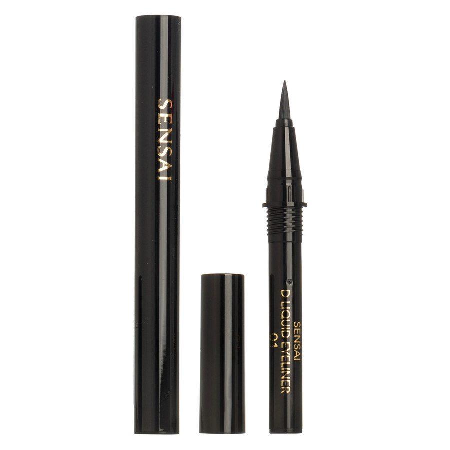 Sensai Designing Liquid Eyeliner Refill, 01 Black (0,6ml)