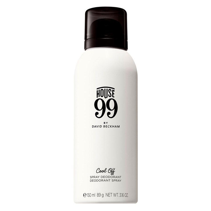 House 99 by David Beckham Cool Off Spray Deodorant (150ml)