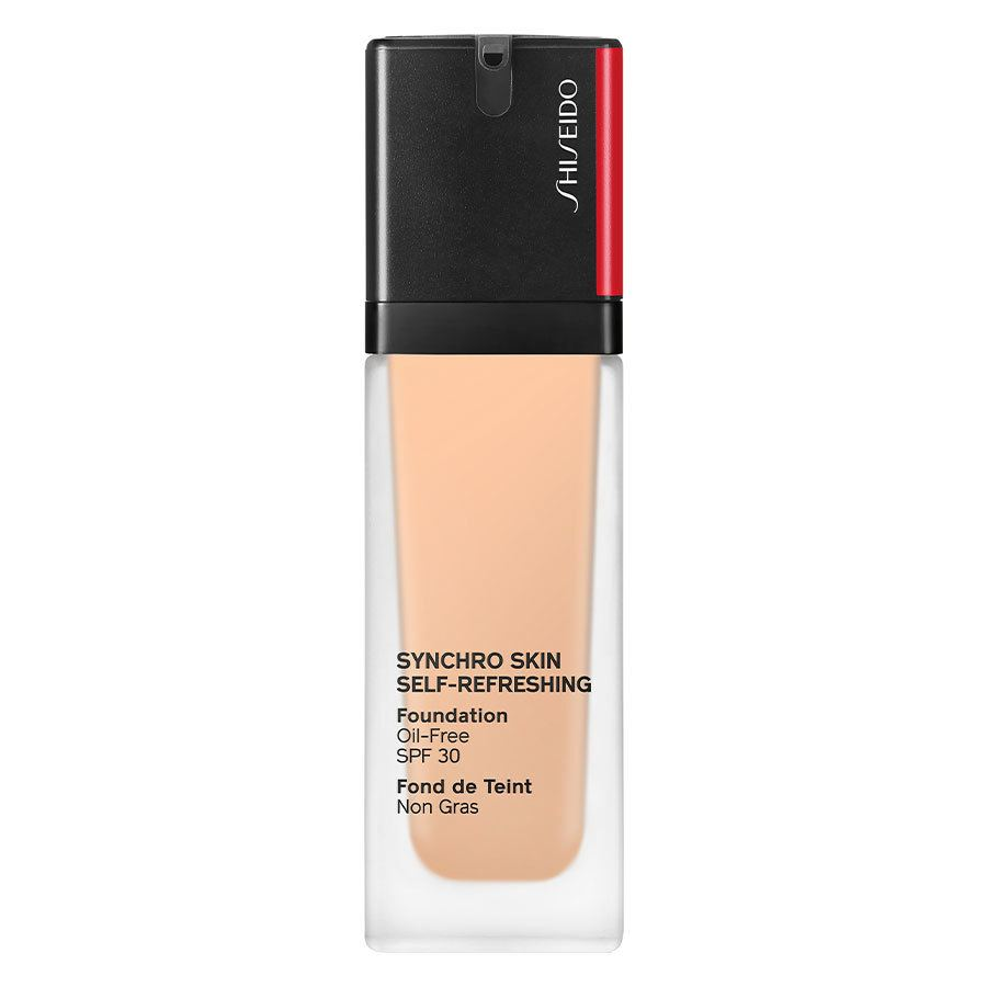 Shiseido Synchro Skin Self Refreshing Foundation, #150 Lace (30 ml)