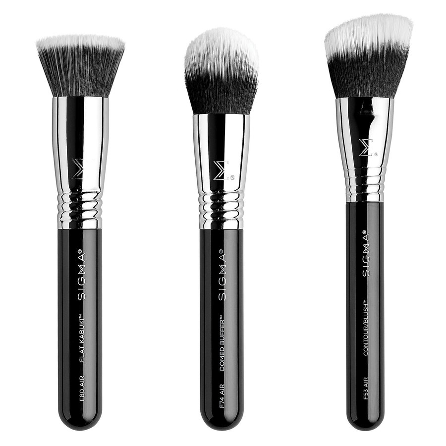 Sigma Complexion Air Collection Brush Set