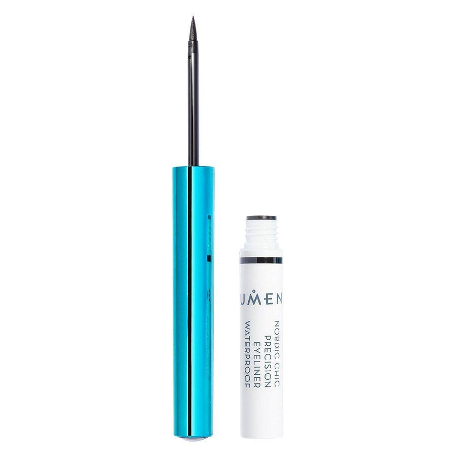 Lumene Nordic Chic Precision Eyeliner Waterproof, Black 1,7ml