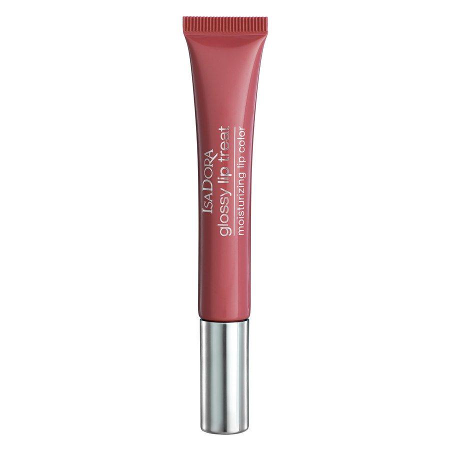 IsaDora Glossy Lip Treat, # 64 Raisin (13 ml)