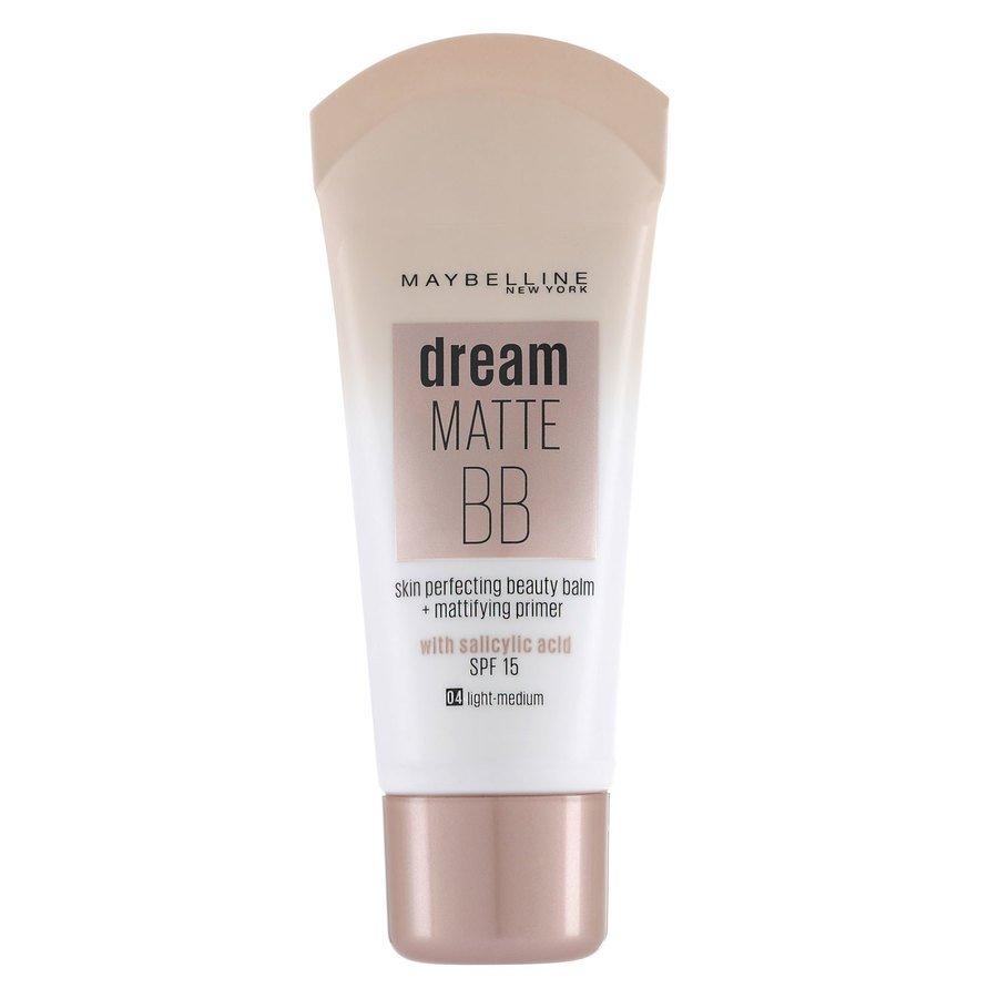 Maybelline Dream Matte BB Cream, Light/Medium