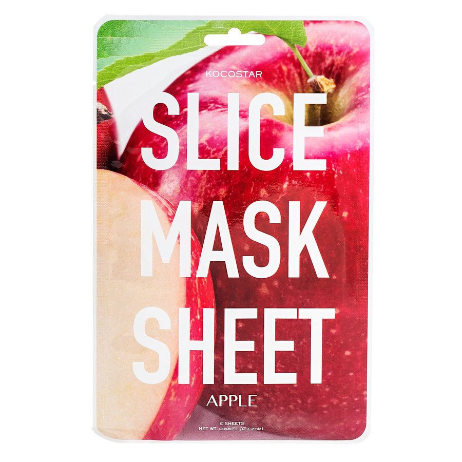 Kocostar Slice Mask Sheet, Apple