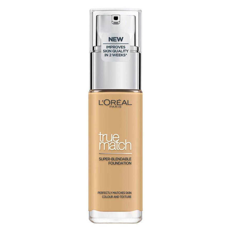 L'Oréal Paris True Match Liquid W4 Golden Natural 30ml