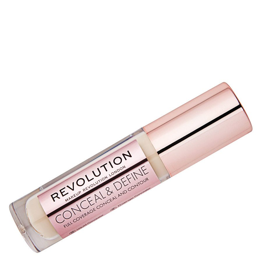 Makeup Revolution Conceal And Define Concealer, C2 4g