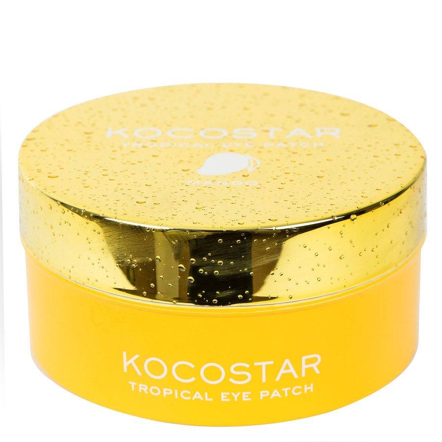 Kocostar Tropical Eye Patch, Mango (30 Stück)
