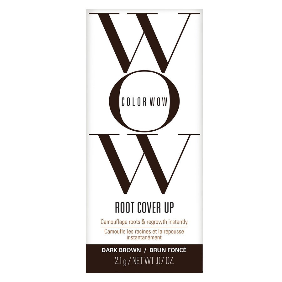 Color Wow Root Cover Up Dark, Brown (2,1 g)