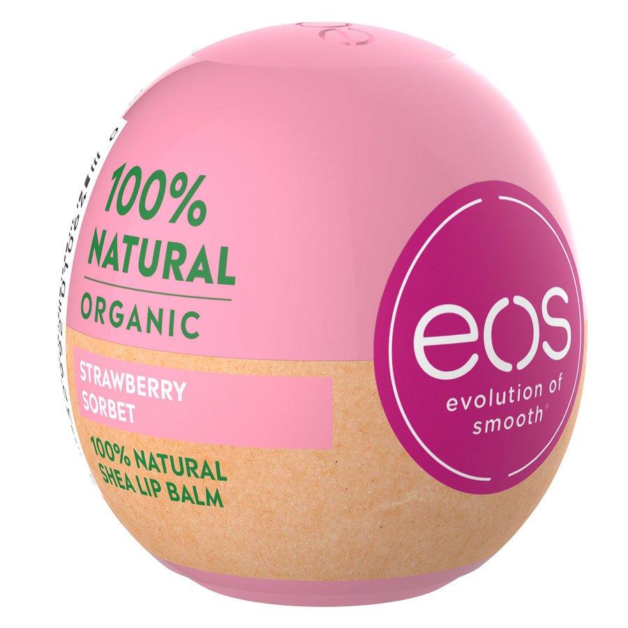 eos Lip Balm, Strawbery Sorbet (7 g)