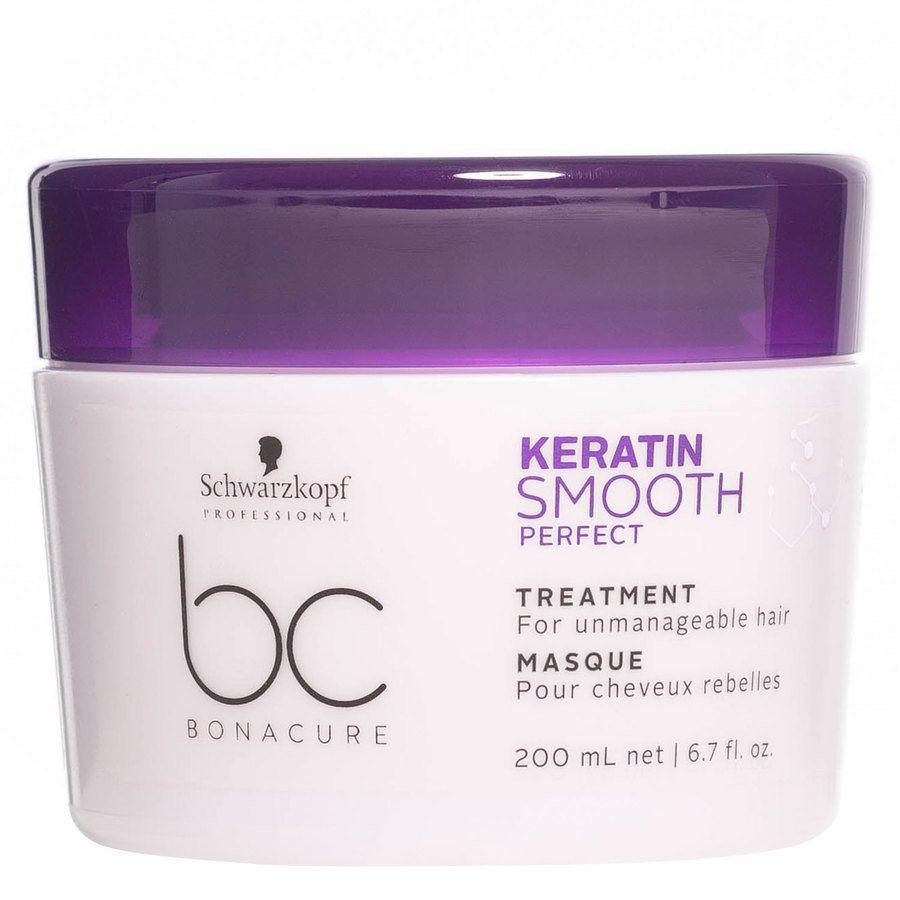 Schwarzkopf BC Bonacure Keratin Smooth Perfect Treatment (200 ml)