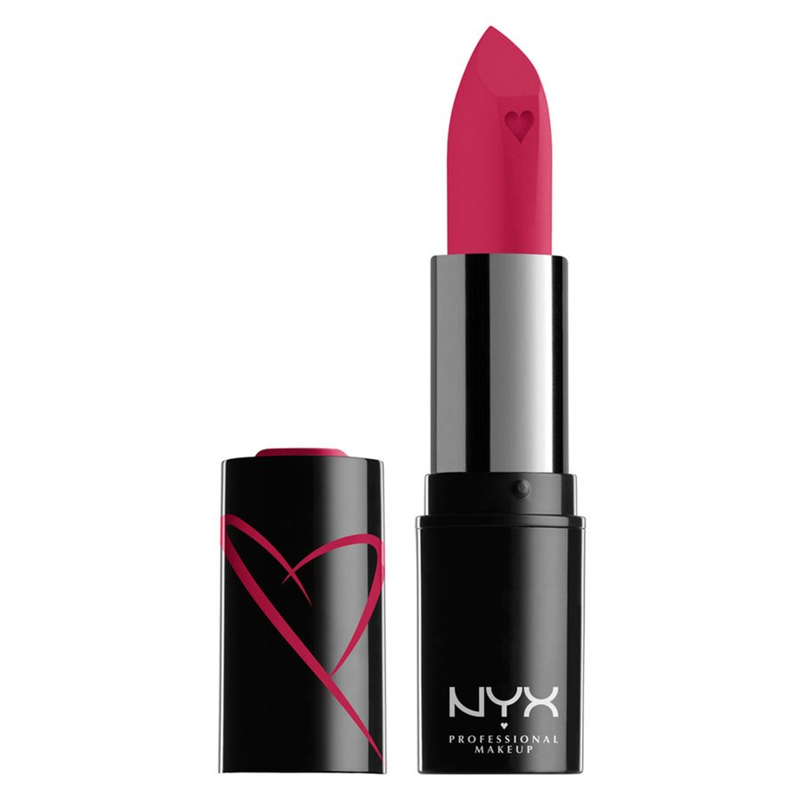NYX Professional Makeup Shout Loud Lipstick, Cherry Charm (3,5 g)