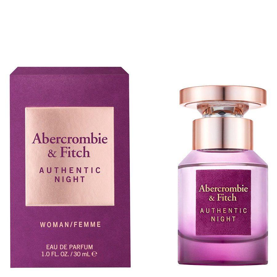 Abercrombie & Fitch Authentic Night Eau De Parfum (30ml)