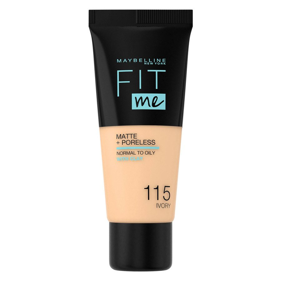 Maybelline Fit Me Makeup Foundation Ivory 115 30ml