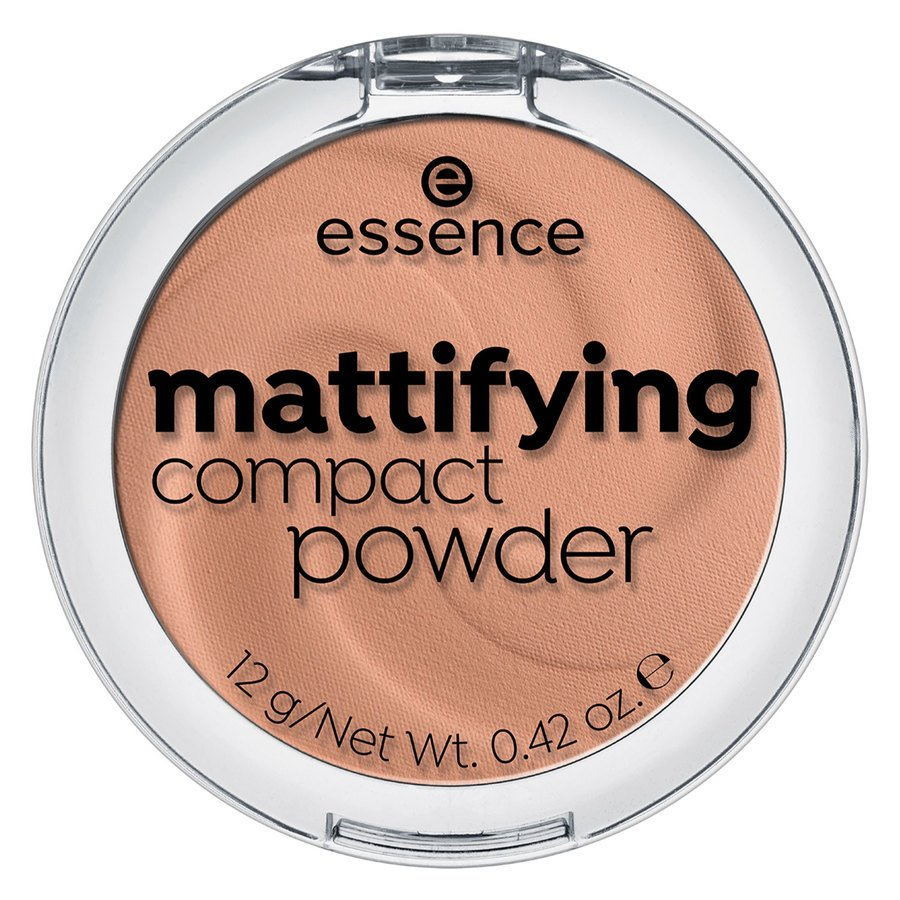 essence Mattifying Compact Powder 12g ─ 02