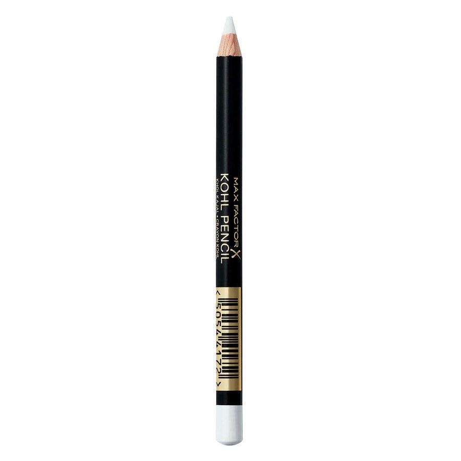 Max Factor Kohl Pencil Kajalstift, weiß