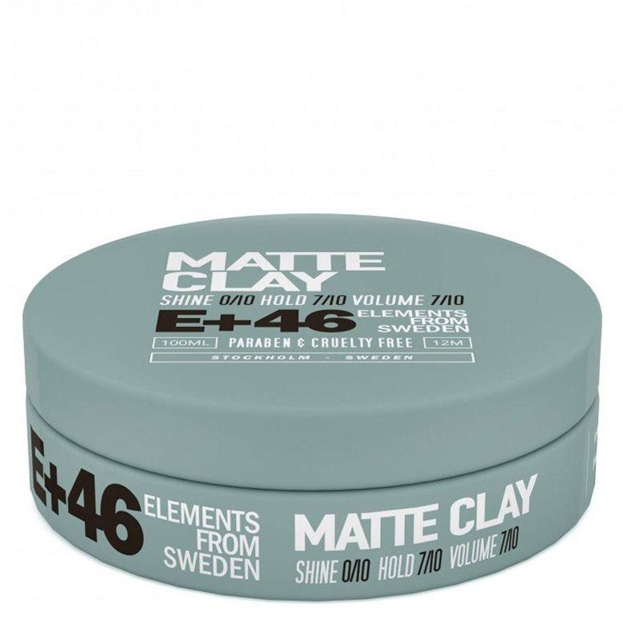 E + 46 Matte Clay (100ml)