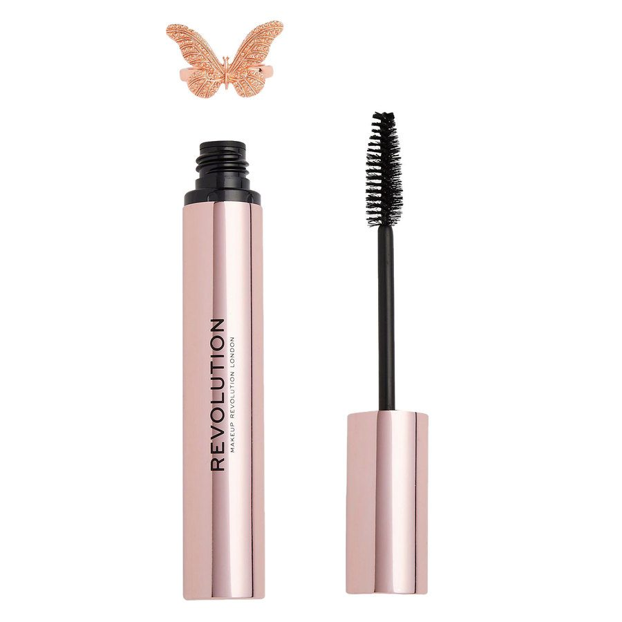Makeup Revolution Precious Glamour Butterfly Lash Mascara 8 ml