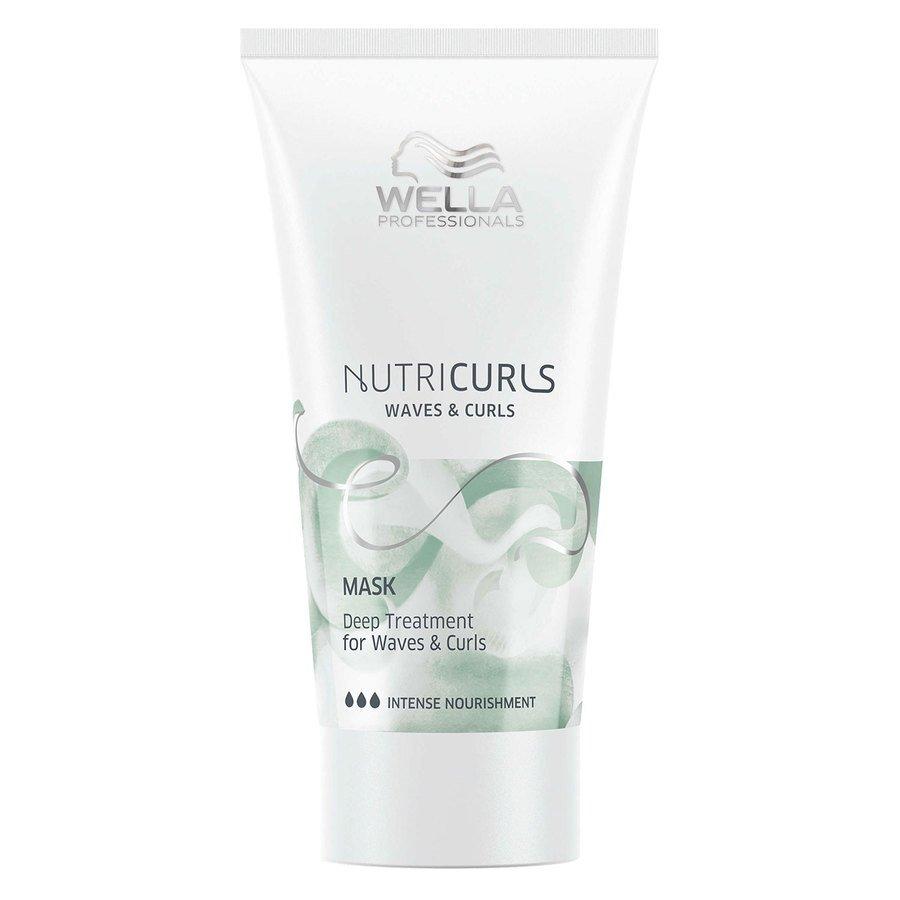 Wella Professionals Nutricurls Deep Treatment For Waves & Curls (30 ml)