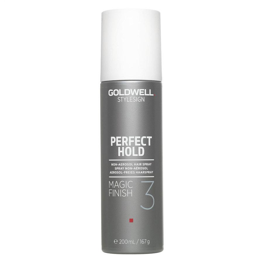 Goldwell StyleSign Perfect Hold Non-Aerosol Magic Finish (200 ml)