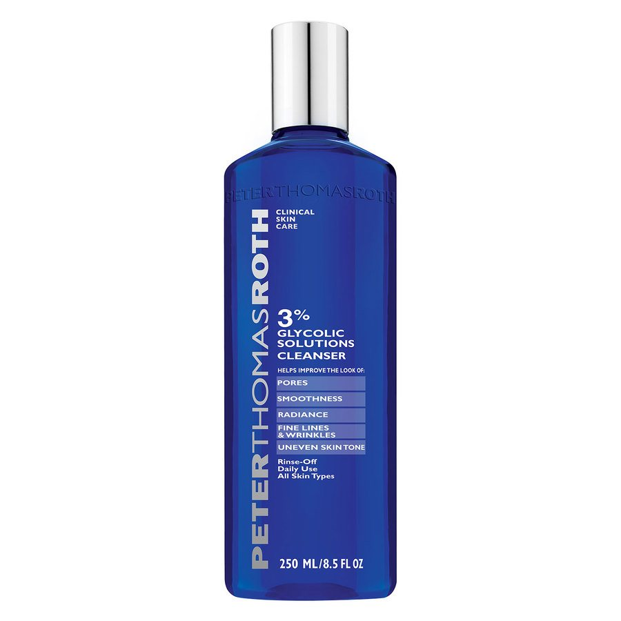 Peter Thomas Roth Glycolic Solutions 3 % Cleanser (250 ml)