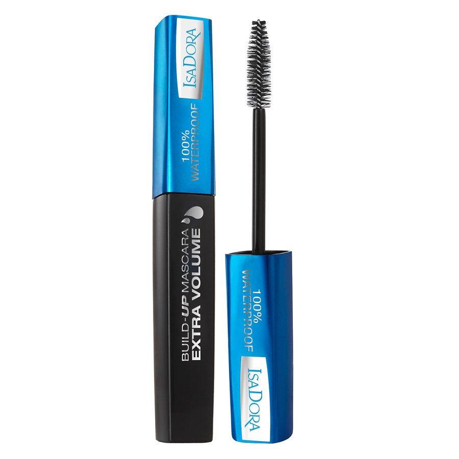 IsaDora Build-Up Mascara Extra Volume 100 % WaterProof (12ml)