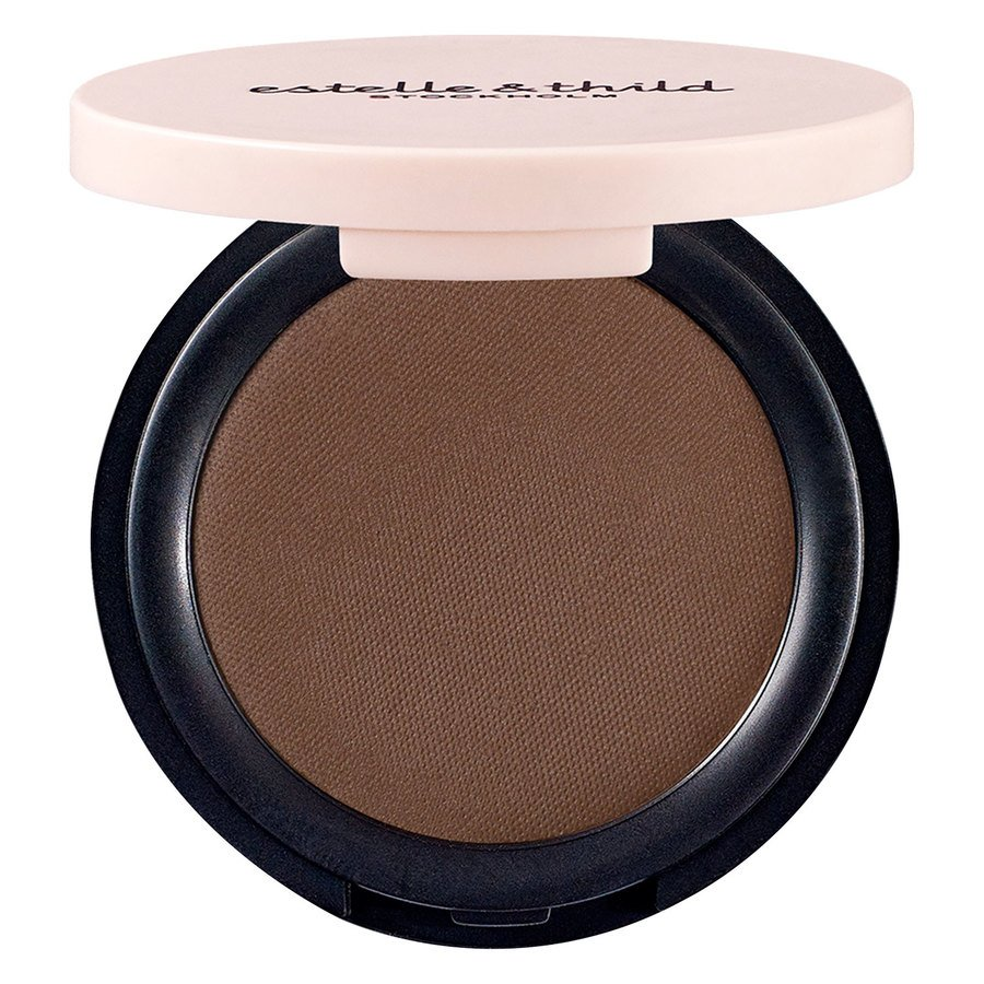 Estelle & Thild BioMineral Silky Eyeshadow, Cocoa (3 g)