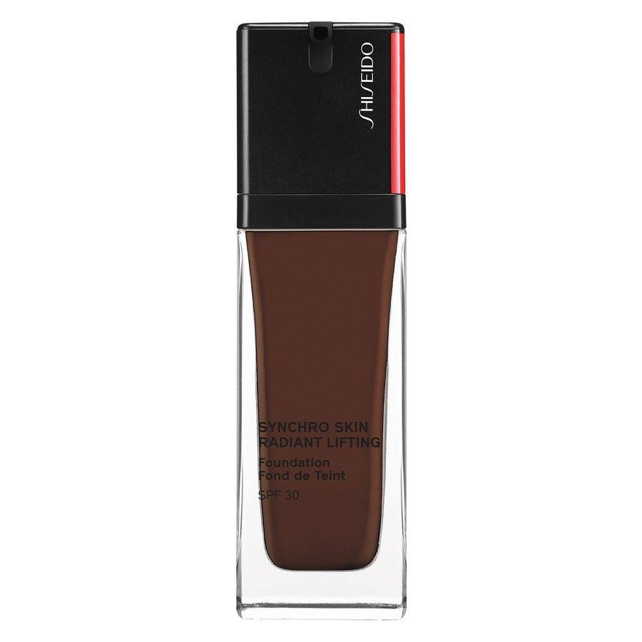 Shiseido Synchro Skin Radiant Lifting Foundation SPF30, 460 Topaz 30 ml