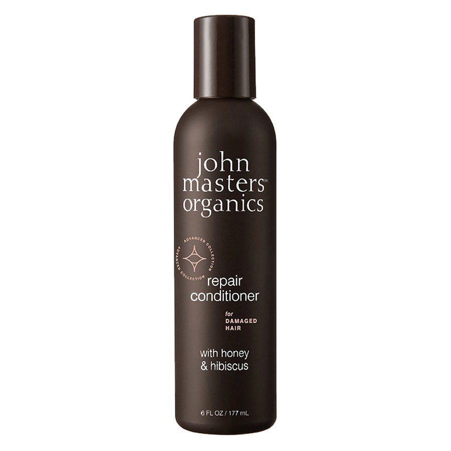 John Masters Organic Repair Conditioner For Damaged Hair With Honey & Hibiscus (177ml)