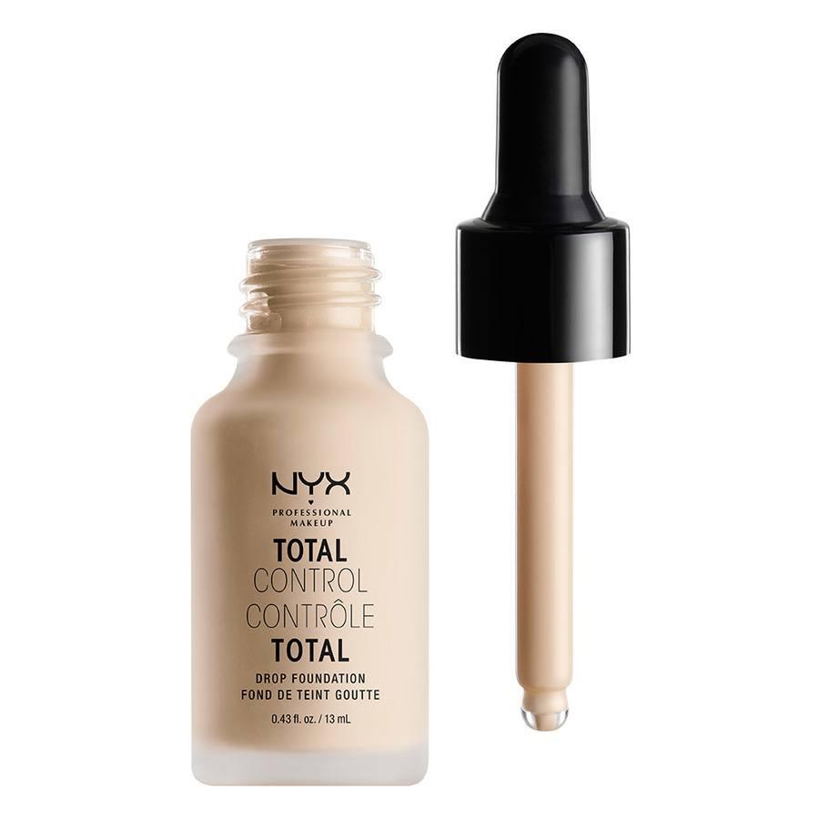 NYX Professional Makeup Total Control Drop Foundation Alabaster TCDF02 13ml