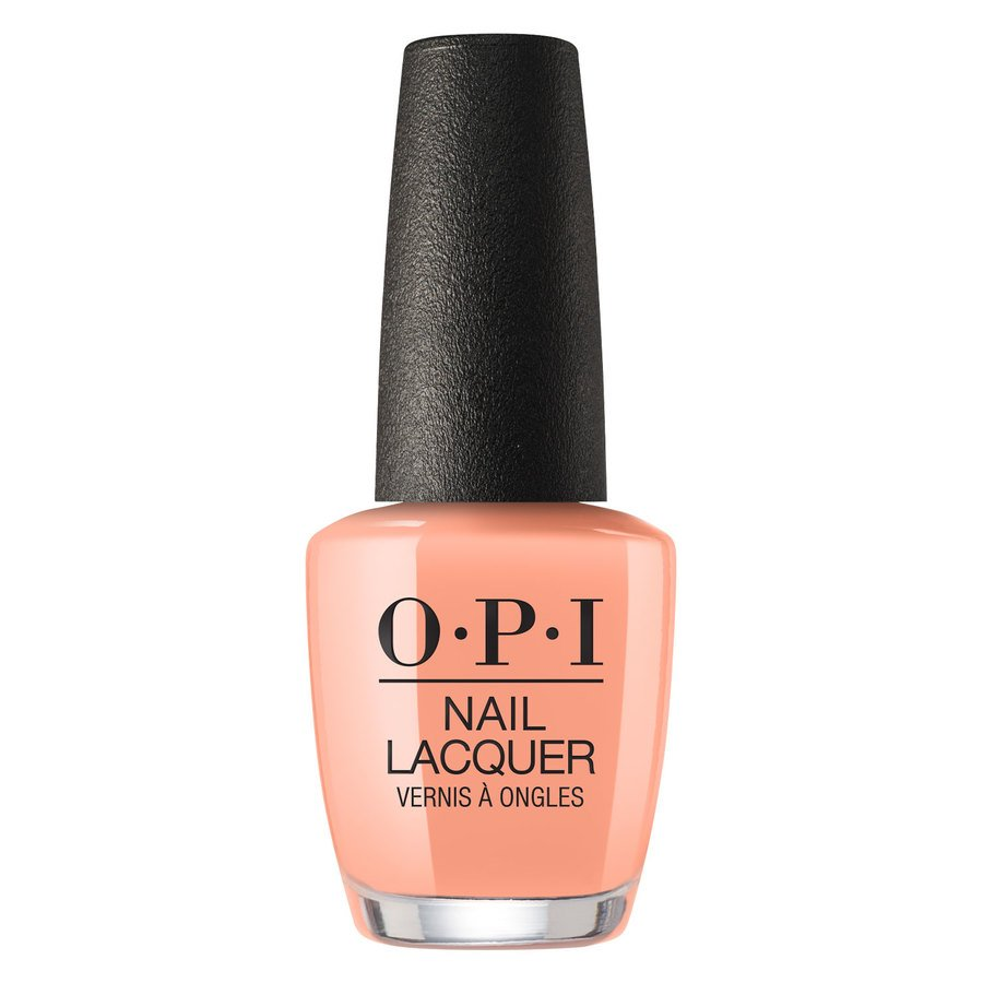 OPI, Coral-Ing Your Spirit Animal (15 ml)