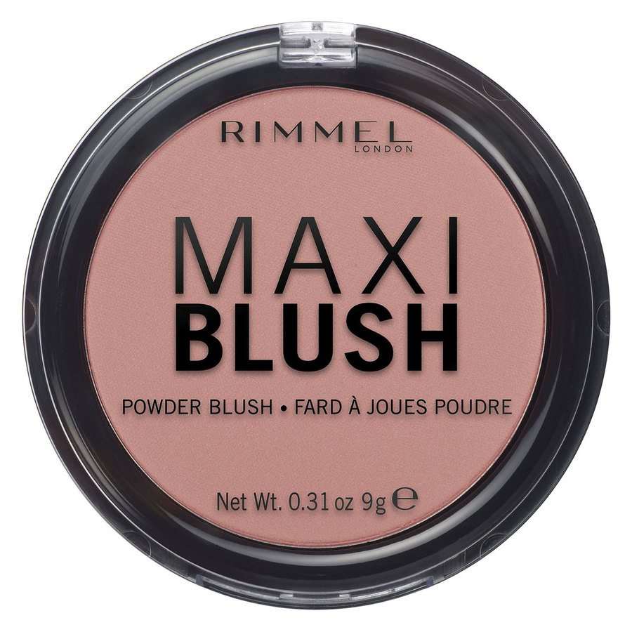 Rimmel London Face Maxi Blush, # 006 Exposed (9 g)