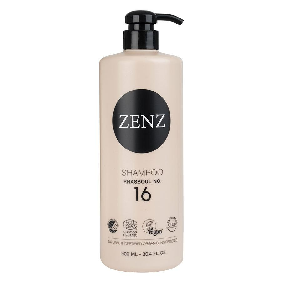 Zenz Organic No. 16 Rhassoul Treatment Shampoo 1000 ml