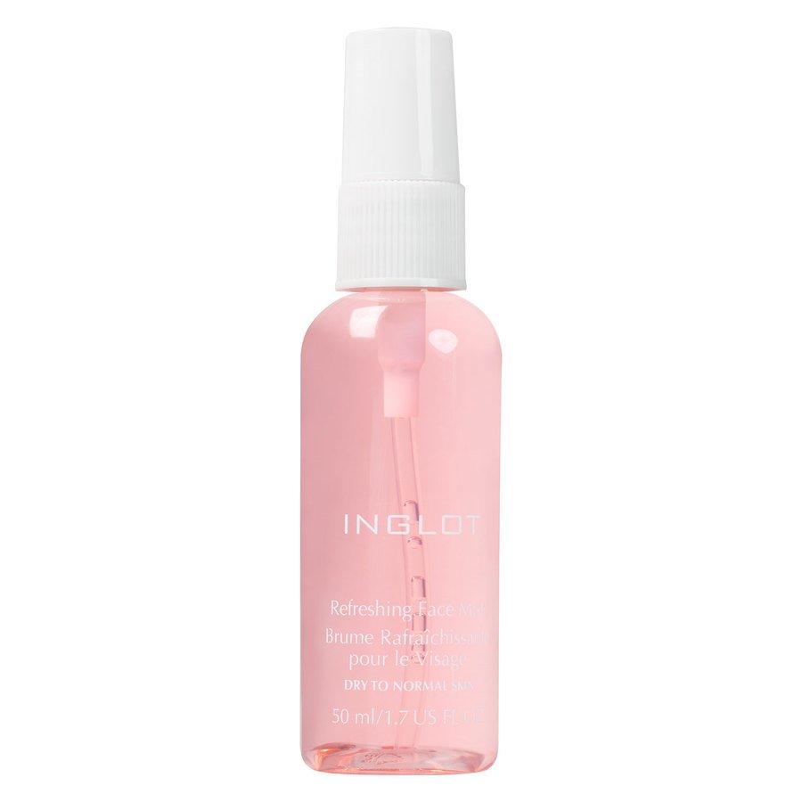 Inglot Refreshing Face Mist Dry To Normal Skin (50ml)
