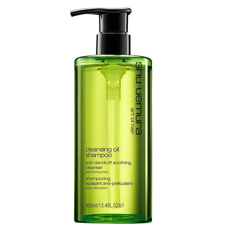 Shu Uemura Art Of Hair Cleansing Oil Anti-Dandruff Soothing Cleanser 400 ml