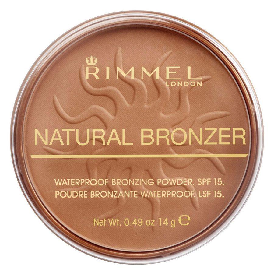 Rimmel London Natural Bronzer Sunlight (14 g)